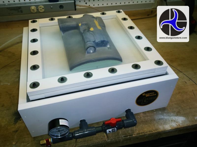 Kydex Press Vacuum Membrane W Surge Tank 12 Quot X 17 Quot