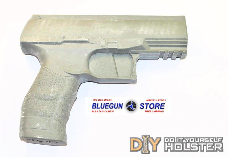 DIY DRONE MOLD - WALTHER PPQ  45 CAL